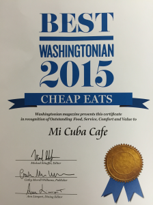 Best Cheap Washingtonian June 2015